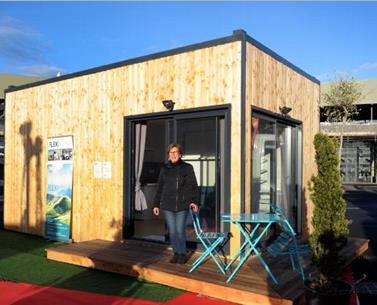 La Montagne Entreprendre : Un logement modulaire 100% auvergnat