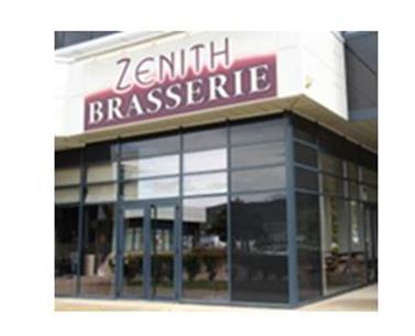 Nos entreprises : Brasserie le Zénith