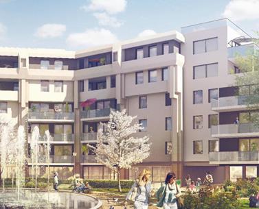 Le Flux – Cas pratique. Un immeuble de bureaux transformé en 31 logements