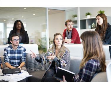 Chaze – 10 idées simples pour mettre une bonne ambiance au bureau