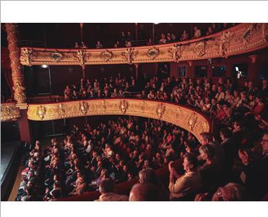 Dossier de presse – Lancement du Club de mécènes de l'Orchestre national d'Auvergne