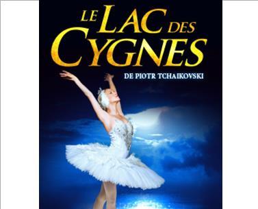 Spectacle : Le Lac des Cygnes
