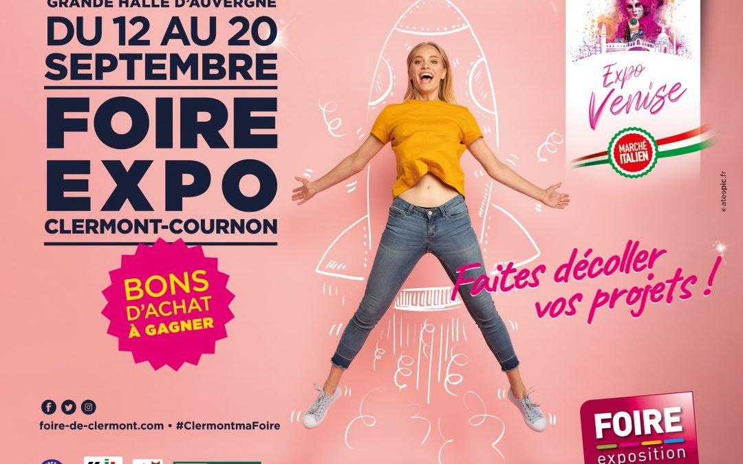 Foire Exposition de Clermont-Cournon